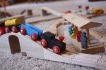 Zabawki drewniane